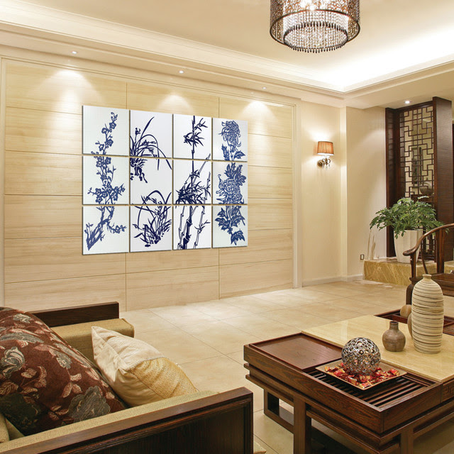 Theme Wall tile - Modern - Hall - Other - by china Fitin ...