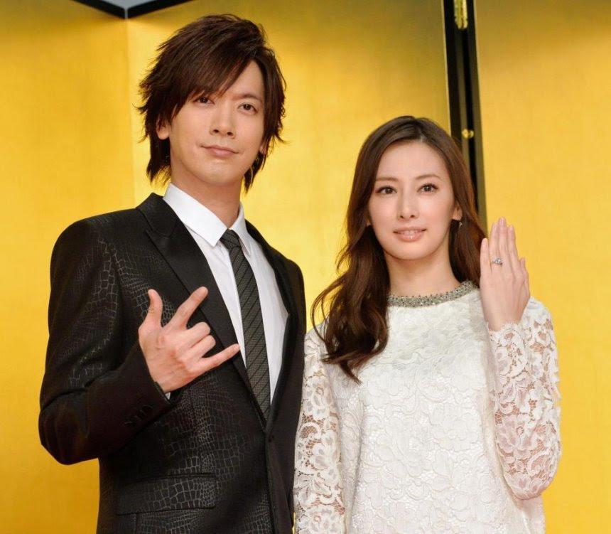 夫婦相處之道 Daigo和北川景子完全不會吵架 Line購物