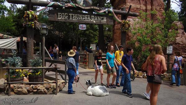 Disneyland Resort, Disneyland, Big Thunder Ranch
