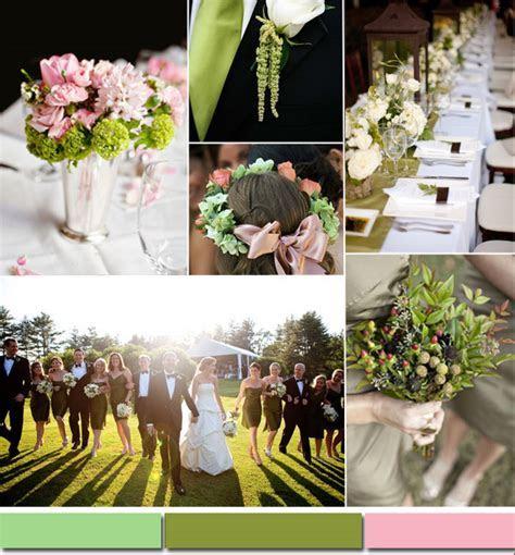 Top 10 Spring/Summer Wedding Color Ideas & Trends 2015