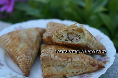 Banh Pa Te So (Vietnamese Pate Chaud (French Hot Pastry Pie)) 2