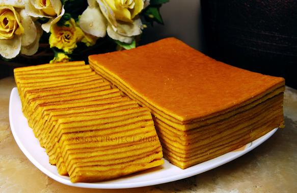 resep membuat kue lapis legit voal motif Resepi Kek Labu Keju Enak dan Mudah