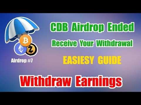 $25+ Airdrop Withdraw Guide|Get Free Crypto|No Investment|Airdrops #7