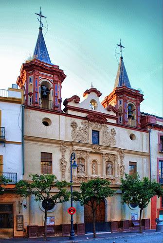 Sevilla. Hospital de Nuestra Señora de la Paz (Plaza de el Salvador). por josemazcona.