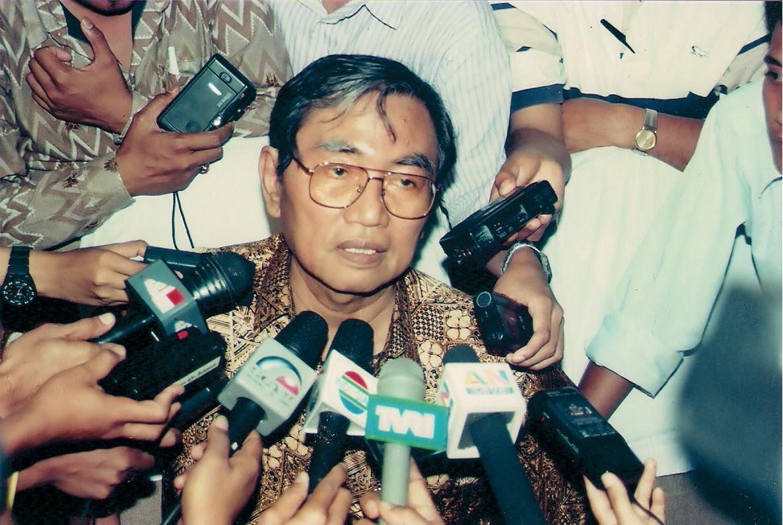 Biografi Singkat Nurcholish Madjid