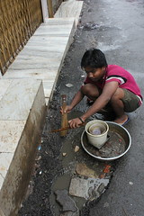 It is In Zaveri Bazar That They Find More Dust Particles Than In Bandra by firoze shakir photographerno1
