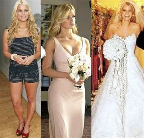 Jessica Simpson Wore Carolina Herrera Wedding Dress