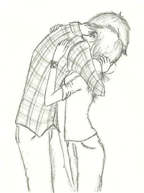 anime couples hugging ideas  pinterest