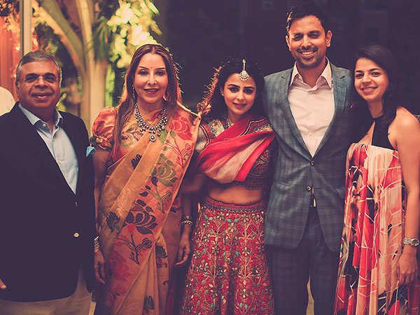 Mukul Deora-Nitasha Thapar wedding: An elegant & emotional affair
