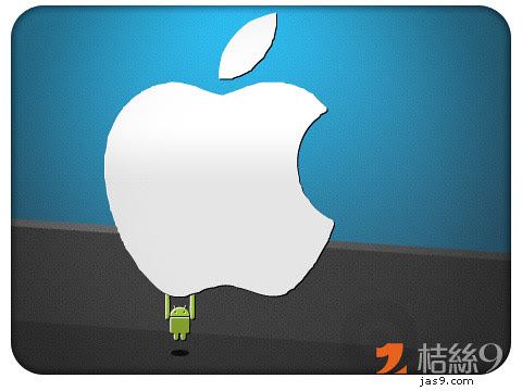 Android Beat Apple