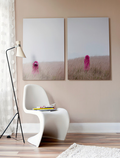 wanddeko kreative ideen für wände wandgestaltung