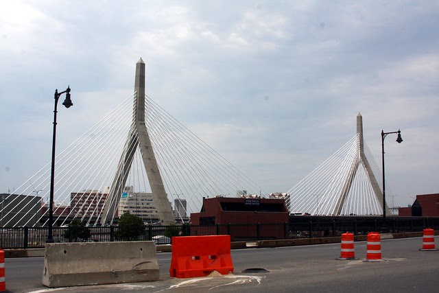 Bunker Hill Bridge