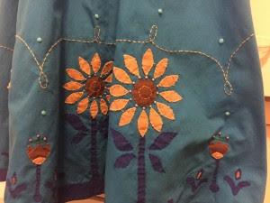 Anna's Frozen Fever Dress by Le Petite Arbre