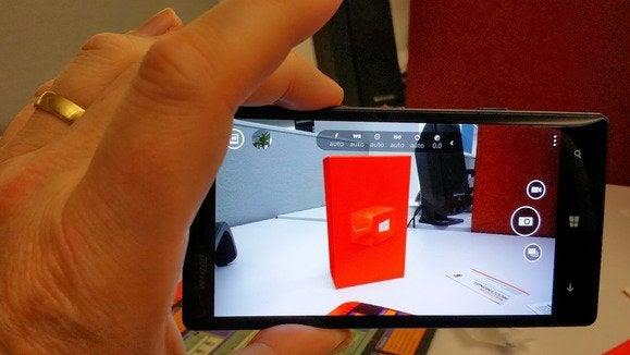 aplicativo ícone nokia câmera