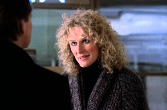Glenn Close | Fatal Attraction | Tacky Harper's Cryptic Clues