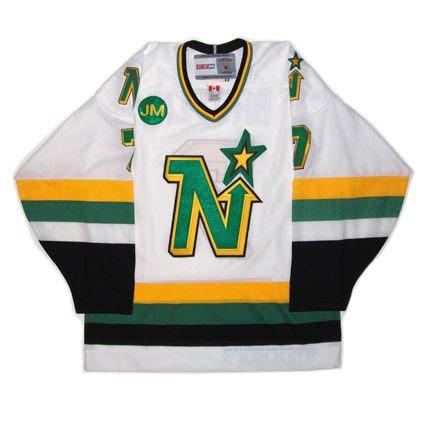 Minnesota North Stars 1987-88 jersey photo Minnesota North Stars 1987-88 F.jpg