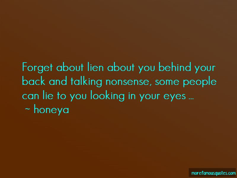 Quotes About Talking Behind My Back Top 34 Talking Behind My Back