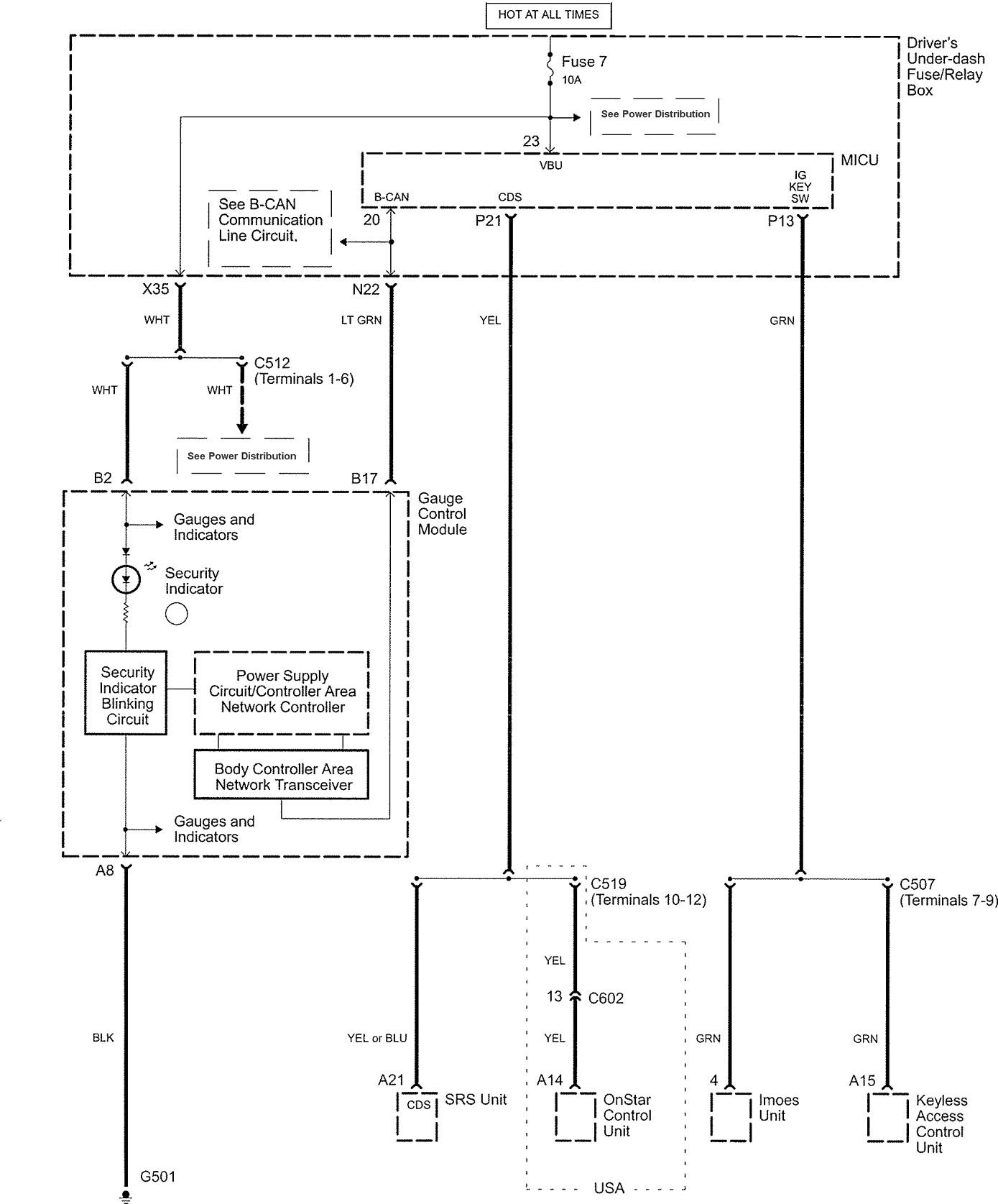 Acura Wiring Schematic - Wiring Diagrams