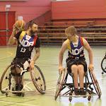 Venarey-Les Laumes : le club de handball a accueilli la JDA basket fauteuil