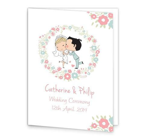 Sweetness & Light Mass Booklet Cover   Loving Invitations