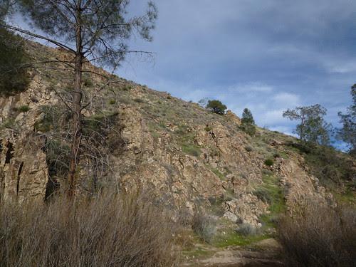 great rocky hillside