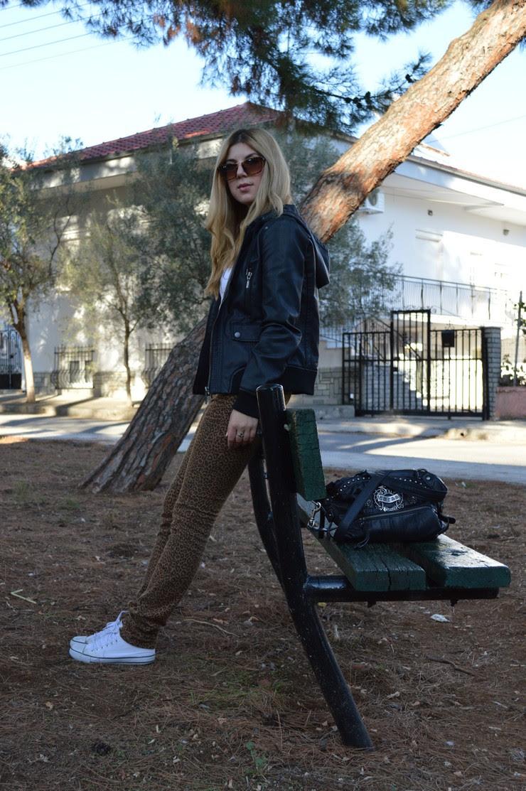 leopard jeans 1