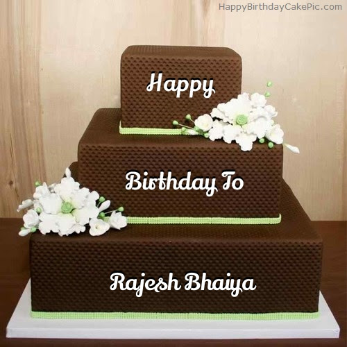 Happy Birthday Aman Bhaiya Cake Images Yummy Happy Birthday Cake