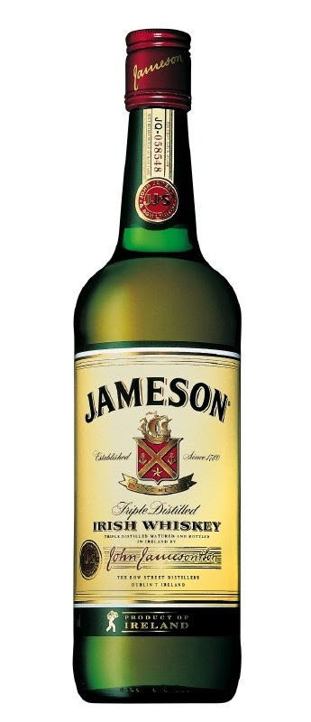 Jameson Whiskey Tasting Notes