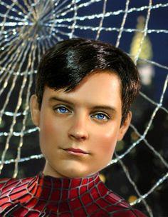Tobey Mguire as Spiderman by Noel Cruz