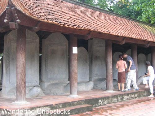 Van Mieu (Temple of Literature) - Hanoi - Vietnam 11