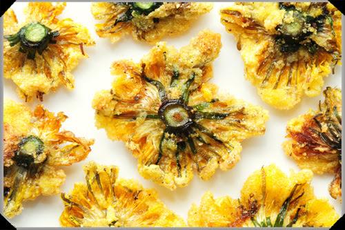 Fried Λουλούδια Πικραλίδα