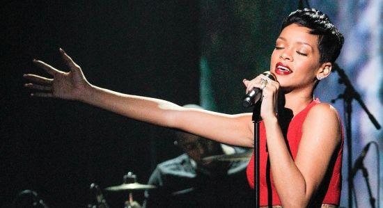 La Meilleure Chanson de L'année (12/2012), Rihanna