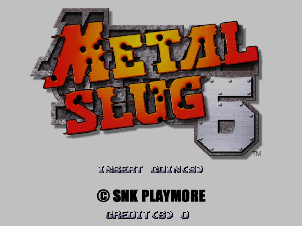 Demul WIP - Metal Slug 6 (2011/01/28) - EmuCR