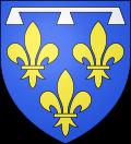 Blason duche fr Orleans (moderne).svg