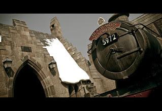 The Hogwarts Express