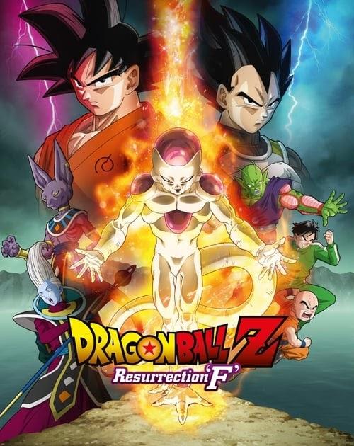 Dragonball Resurrection F German Stream