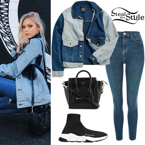 jordyn jones clothes  outfits  steal her style