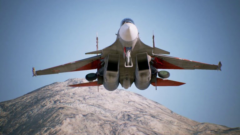 Ace Combat 7: Skies Unknown - Spectacular flight action trailer confirms PC release