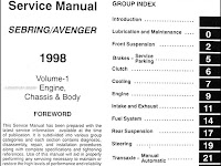 1996 Chrysler Town And Country Wiring Diagram