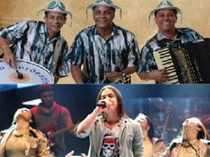 Trio Nordestino e Garota Safada se apresentam em festas na Paraíba (Foto: Inaê Teles/G1)