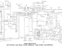1994 Ford Mustang Wiring Diagram
