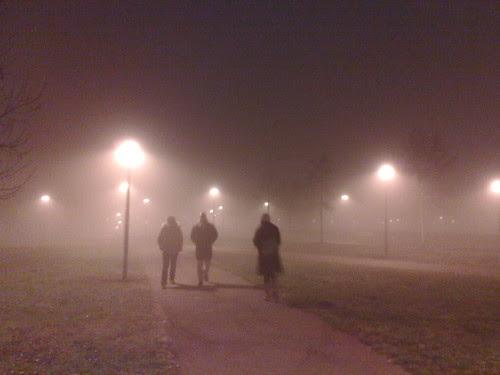 Tutta la nebbia di notte by durishti