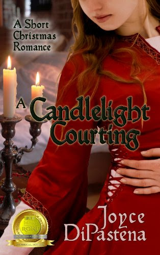 A Candlelight Courting: A Short Christmas Romance by Joyce DiPastena