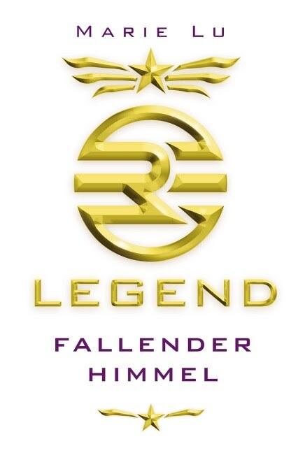 Legend 01 - Fallender Himmel als Buch