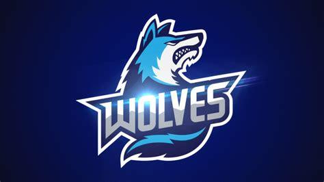 design wolves logo   team designtutsnet