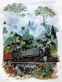 ffcc colombia tren de monaña ferrocarril cafetero