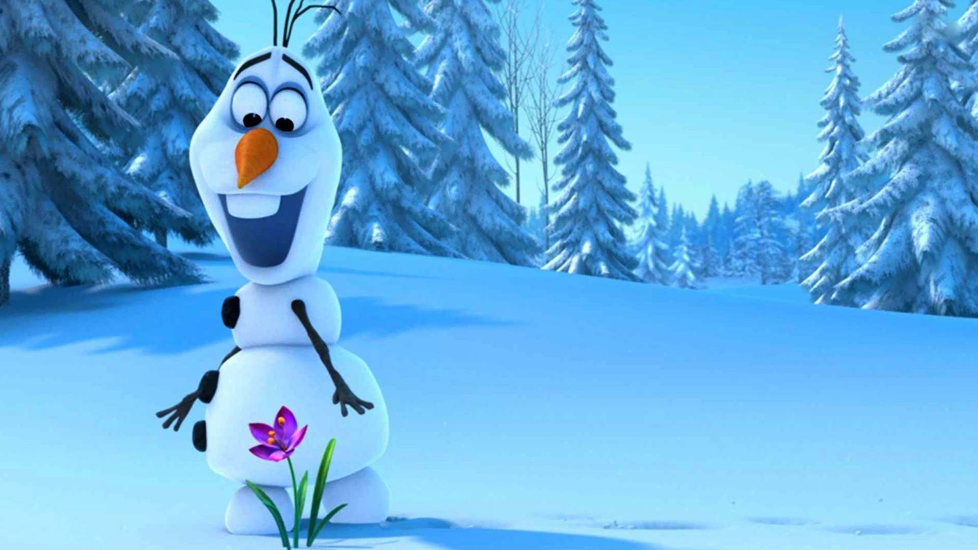 Olaf Frozen HD 1080p Wallpaper 1920 x 1080 : wallpapers