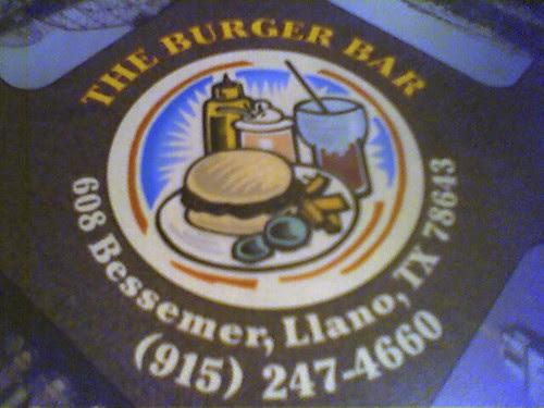 Fine dining in llana