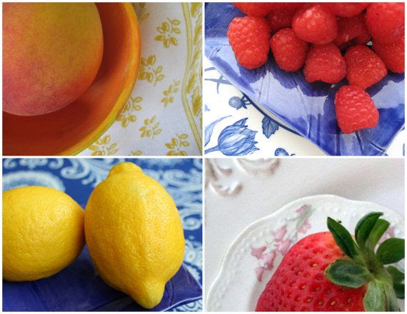 Country French Edibles Photography Collection by Suzanne MacCrone Rogers via ItalianGirlinGeorgia on Etsy