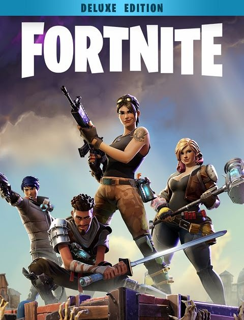 Fortnite Game Logo Png
